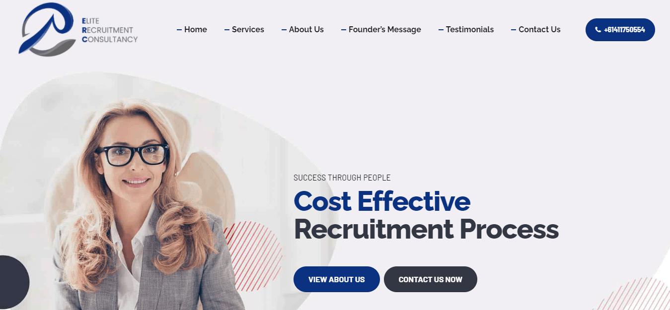 Elite recruitment consultancy – high end result oriented elite recruitment consultancy