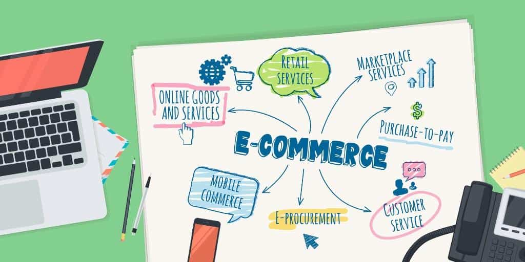 Ecommerce web services